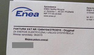 Enea zmienia numery kont klientów w powiecie poznańskim. Uwaga, na możliwe próby oszustwa!