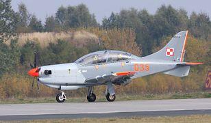 Samolot szkoleniowy PZL-130 Orlik TC-1