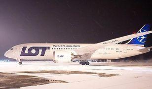 Boeingi LOT-u zyskają zupełnie nowy desing