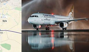 Rosja: incydent z cywilnym samolotem nad Syrią