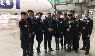 """Prezes LOT-u Rafał Milczarski odpowiada na zarzuty o """"brak odwagi"""" w przemalowaniu samolotów na biało-czerwono oraz ocenia szanse rozwiązania konfliktu ze związkowcami"""