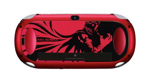 Soul Sacrifice z japońską datą premiery i śliczną wersją PS Vita