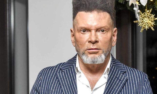 Krzysztof Rutkowski dołączył do zaszczepionych celebrytów. Pokazał zdjęcie