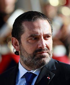Premier Libanu Saad Hariri w opałach. Przekazał modelce 16 milionów dolarów