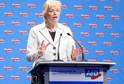 Niemcy. Erika Steinbach walczy o dotacje dla fundacji AfD