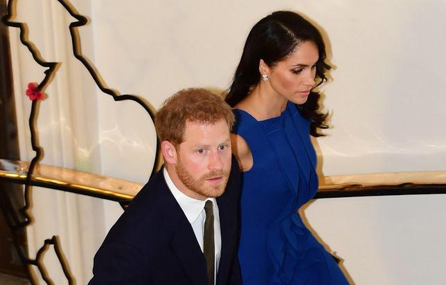 Książę Harry i Meghan ostro skrytykowani. Piers Morgan skomentował ich pozew