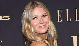 Gwyneth Paltrow składa życzenia mężowi. Po ślubie długo nie mieszkali razem