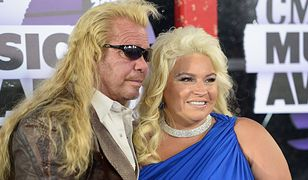 Duane Chapman z żoną Beth
