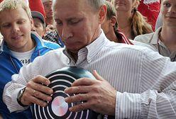 Putin ulubieńcem młodzieży