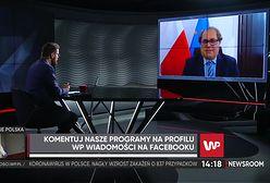 """Co z polskim promem? Minister Marek Gróbarczyk komentuje ustalenia WP. """"Zaskakuje mnie pan"""""""