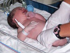 Pijana urodziła dziecko w 6. miesiącu ciąży. Miała półtora promila