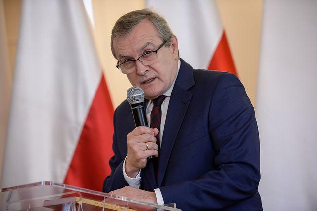 Gliński do Wendersa: zapraszam Pana do Polski