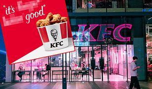 Tak przez jakiś czas prezentować się będą reklamy KFC.
