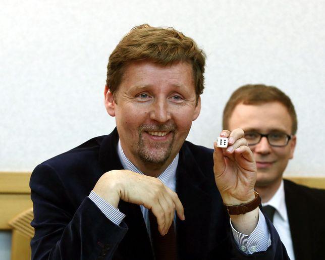 Marek Migalski był europosłem PiS w Parlamencie Europejskim