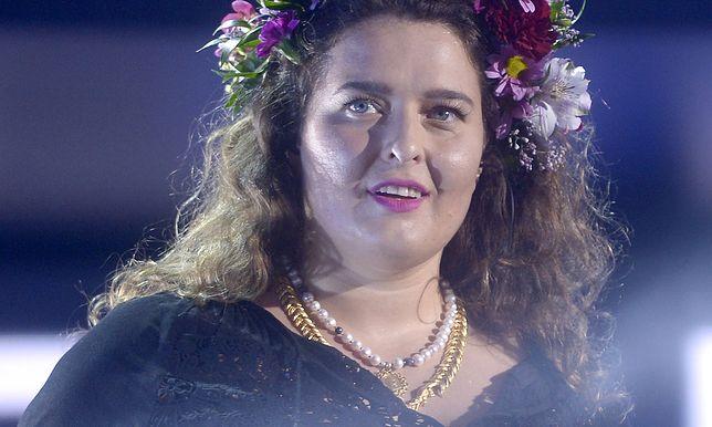 Małgorzata Bernatowicz już tak nie wygląda