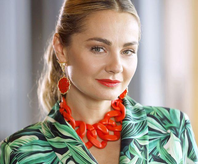 Małgorzata Socha jest rozchwytywaną aktorką.