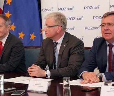 200 mln euro na inwestycje w aglomeracji poznańskiej. Ponad połowa na kolej, drogi, wiadukty i drogi rowerowe