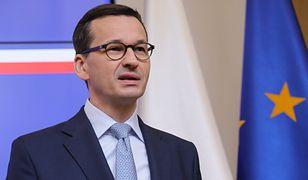 Mateusz Morawiecki o sytuacji w Gruzji