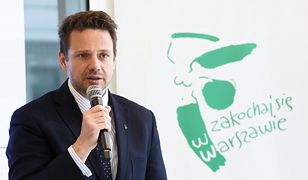 Rafał Trzaskowski o orzeczeniu ws. K-Towers: jaka porażka?