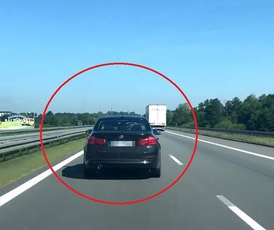 Kierowcy blokowali przejazd karetki przez drogę krajową nr 7 między Radomiem a Warszawą