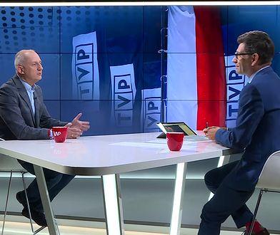 """Tłit. Sławomir Neuman o szefowej """"Wiadomości"""" TVP"""