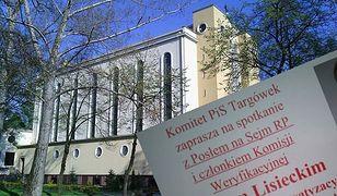 """Poseł PiS poprowadzi wykład w kościele. Zbulwersowana radna Targówka: """"Boga w sercu nie masz!"""""""