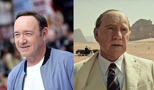 """Kevin Spacey traci rolę u Ridleya Scotta. Aktor zniknie ze """"Wszystkich pieniędzy świata"""""""