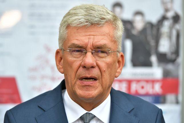Marszałek Senatu Stanisław Karczewski: zanosi się, że będzie przerwa w obradach Senatu