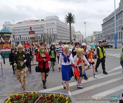 Cosplay Walk 2015. Ulicami Warszawy przejdą postaci z mangi i anime