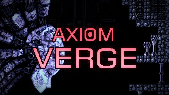Axiom Verge w Epic Games Store za darmo