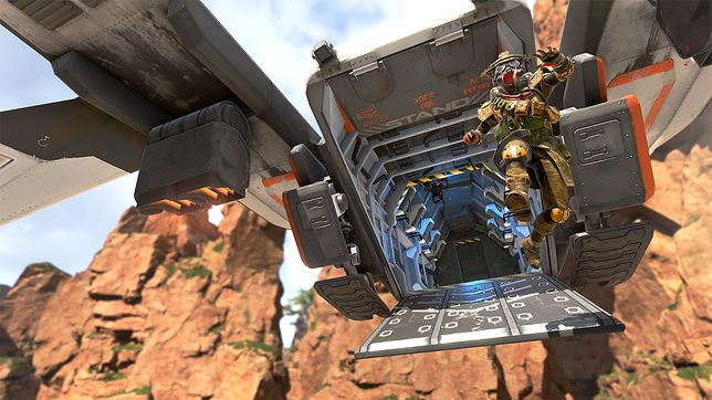 Apex Legends to darmowa gra z gatunku wieloosobowych shooterów