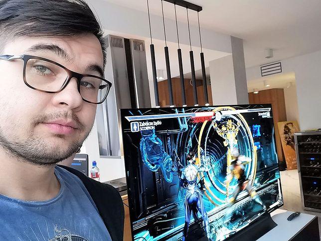"""""""Mortal Kombat"""" - mój osobisty król kanapowych gier"""