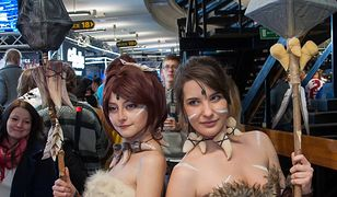 Nidalee z League of Legends w wykonaniu Coco Cosplay i MDPony.