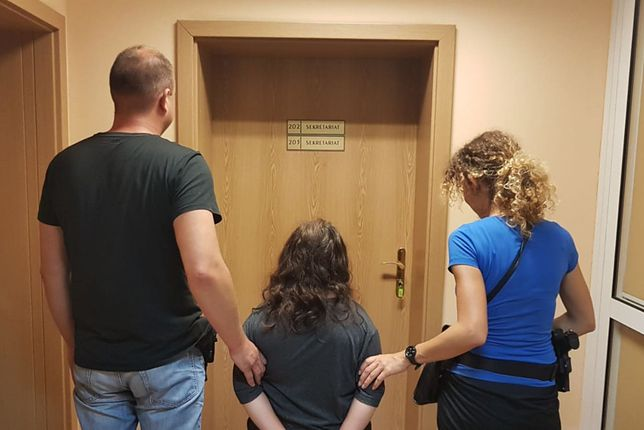 Włocławek. Agnieszka S., matka Nikodema, najbliższe 3 miesiące spędzi w areszcie