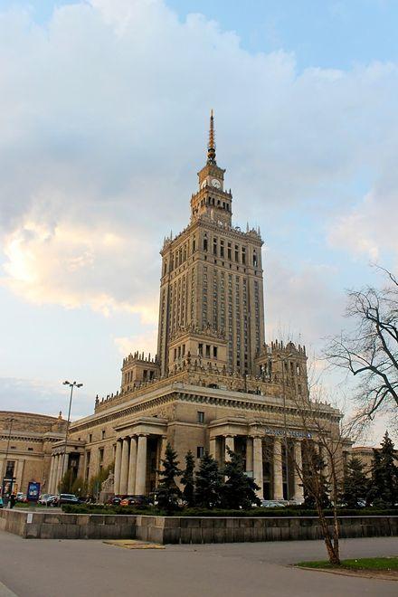 Remont Pałacu Kultury jeszcze w tym roku!