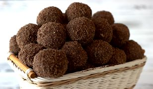 Bajaderki - prosty przepis na ciasteczka z resztek