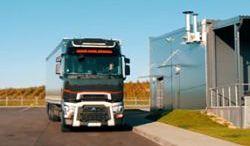 Jeden dzień z życia w wielkiej ciężarówce