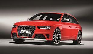Audi RS4 Avant: nowa wersja rodzinnego potwora