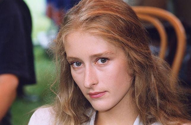 Agnieszka Sitek w 1999 r.