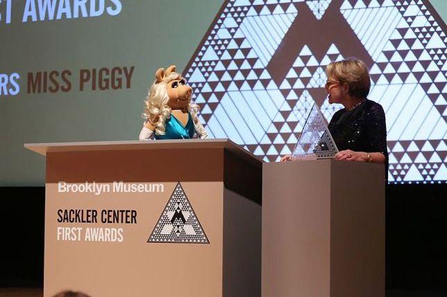Świnka Piggy z Muppetów dostanie nagrodę feministek