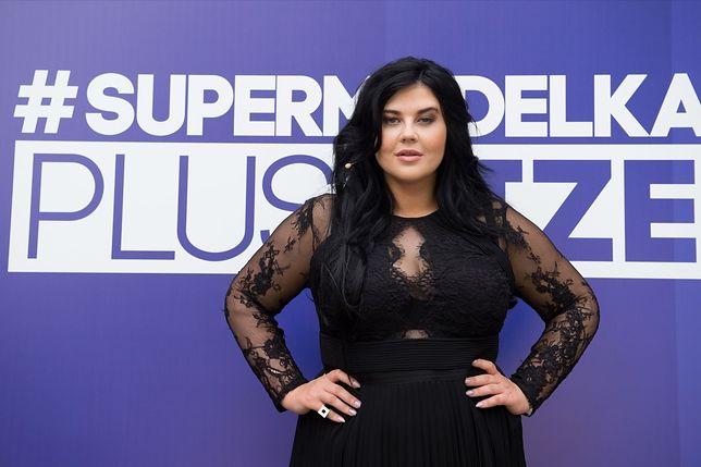 """""""#Supermodelka Plus Size"""": Ewa Zakrzewska zmagała się z bulimią. """"Nienawidziłam swojego ciała"""""""
