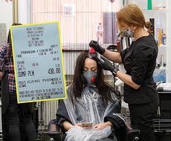 Kobieta pokazała paragon od fryzjerki. Zadzwoniliśmy do tego salonu