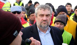 Piechociński o ministrze rolnictwa: tupeciarz i hipokryta
