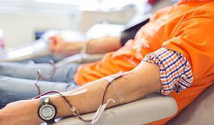 14-latek wpadł pod pociąg. Oddaj krew i ratuj życie chłopca
