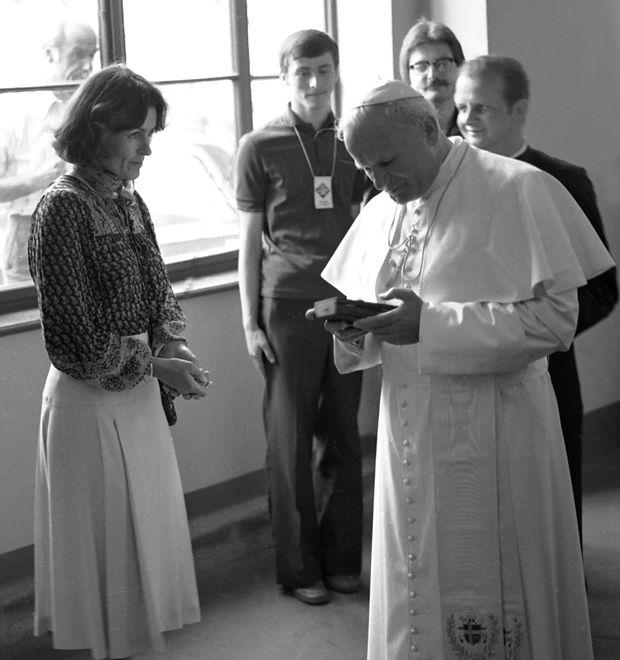 Jan Paweł II i Wanda Rutkiewicz. Jak spotkali się Polacy, którzy zaszli najwyżej