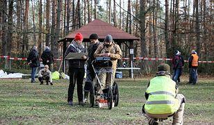 Treblinka. Odkrycie IPN przy niemieckim obozie. Parking w miejscu mogiły