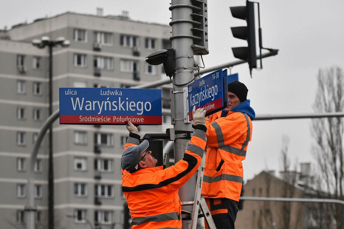 Sąd zdecydował ws. ul. Lecha Kaczyńskiego. Wraca al. Armii Ludowej