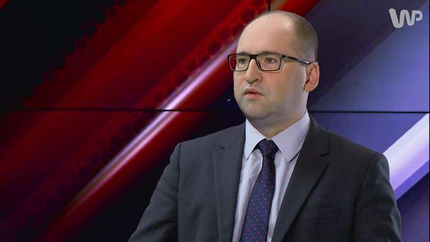 Adam Bielan: nie potwierdzam kandydatury Saryusza-Wolskiego, ale byłaby to dobra zmiana