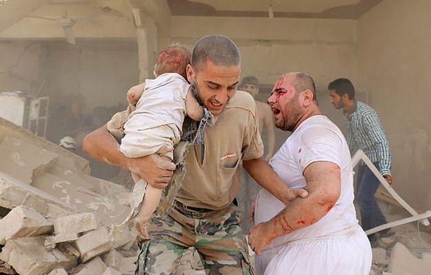 Dramatyczna sytuacja w Aleppo. Trwają bombardowania, zginęło 11 dzieci