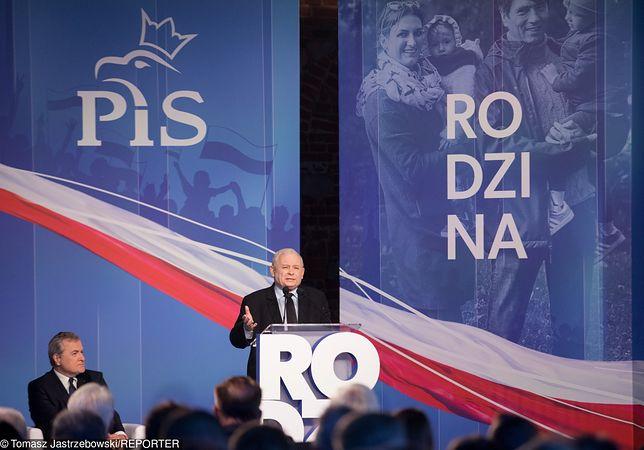 """Jarosław Kaczyński znów o Małgorzacie Kidawie-Błońskiej. """"Beatą Szydło to ona nie jest"""""""